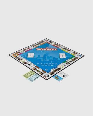 Typo Monopoly F.R.I.E.N.D.S - Accessories (Multi)
