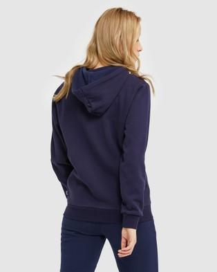 Fila Classic Zip Jacket   Women's - Coats & Jackets (Navy)
