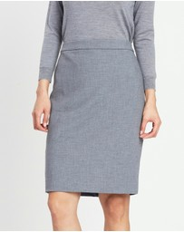 J.Crew - Sofia Stretch Crepe No.2 Pencil Skirt