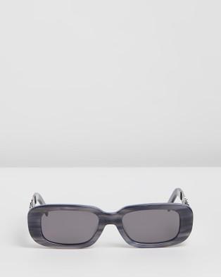 Amber Sceats Maison Glasses - Sunglasses (Grey)