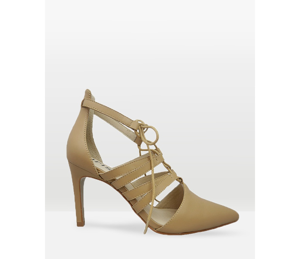 IRIS Footwear Savana All Pumps Beige Savana