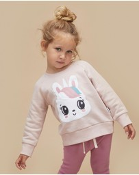 Huxbaby - ICONIC EXCLUSIVE - Unicorn Sweatshirt - Babies-Kids