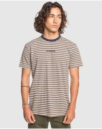 Quiksilver - Mens Shred That T Shirt