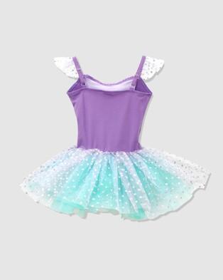 Disney Princess by Pink Poppy Disney Princess Ariel Tutu - Dresses (Purple)
