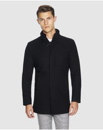 Yd. - Tyson Wool Blend Melton Jacket