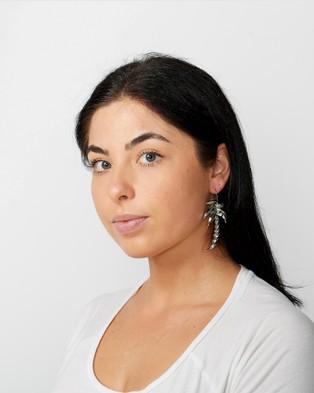 STEVIIE Maui Earrings - Jewellery (Silver)