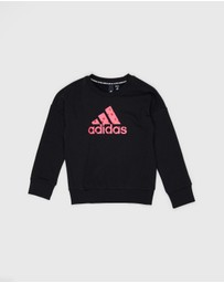 adidas Performance - Must Haves Badge Of Sport Sweatshirt - Kids-Teens