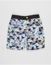 Rock Your Kid - Shiver Boardshorts - Kids