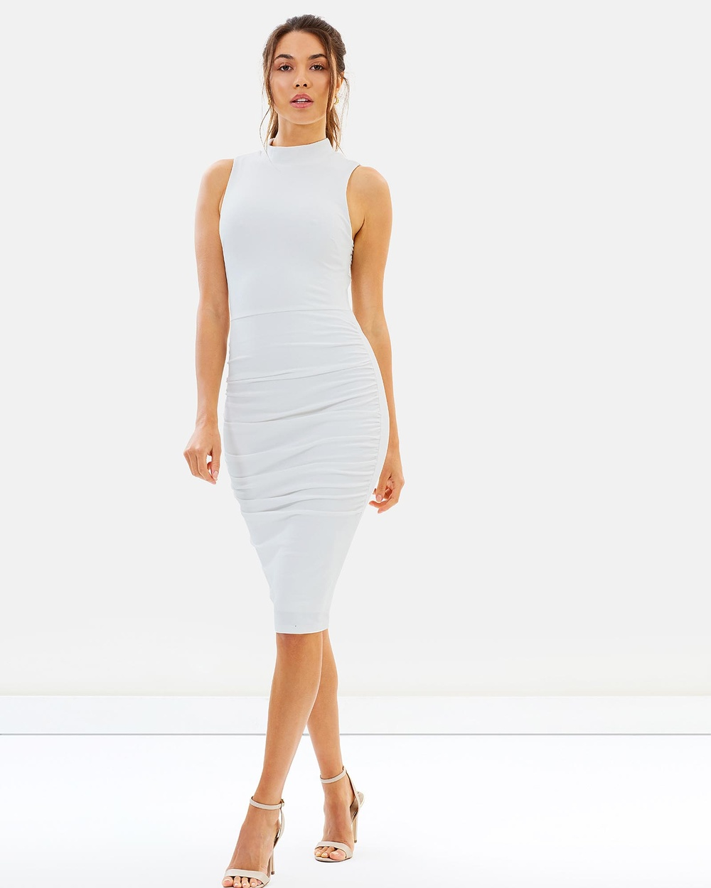 Fresh Soul Creation Dress Bodycon Dresses White Creation Dress