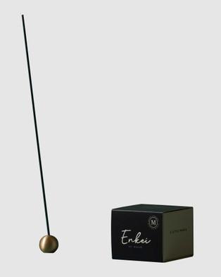 MAHO Sensory Enkei Incense burner - Incense (Gold)