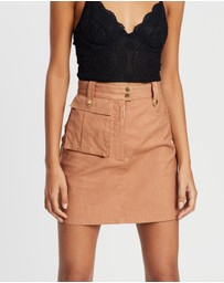 Finders Keepers - Utility Skirt