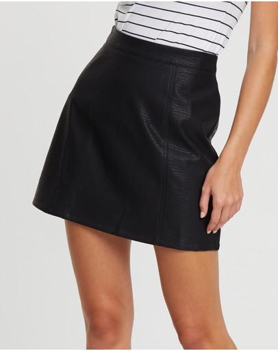 7ae5919e5e Black Skirt   Black Skirts Online   Buy Women's Black Skirts ...