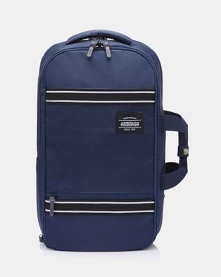 American Tourister Aston Backpack 2 - Backpacks (Navy)