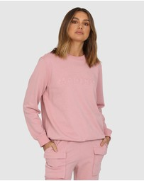 Madison The Label - Madison Embossed Sweater
