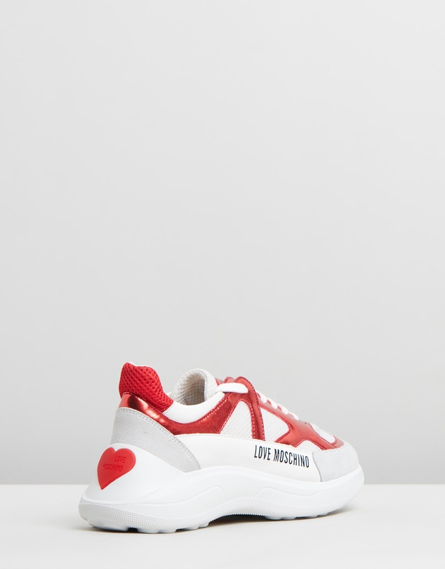 LOVE MOSCHINO - Chunky Sneakers