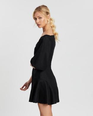 Saroka Rommy Dress - Dresses (Black)
