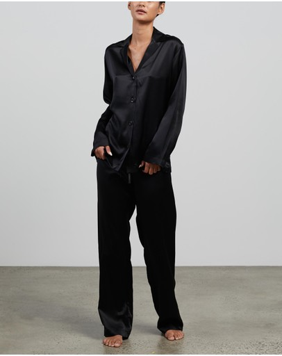 La Perla - Silk Long Pyjama Set