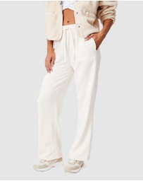 Cotton On Body Active - Lifestyle Wide Leg Trackpants