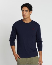 Polo Ralph Lauren - Custom Slim Fit LS T-Shirt