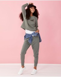 Decjuba Kids - Relax Sweat Trackpants - Teens