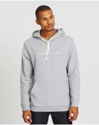 Assembly Label - Hooded Fleece Sweater