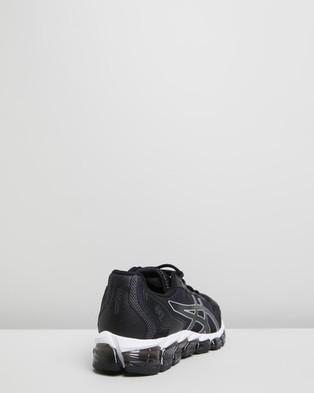 ASICS GEL Quantum 360 6   Men's - Lifestyle Sneakers (Graphite Grey & Black)