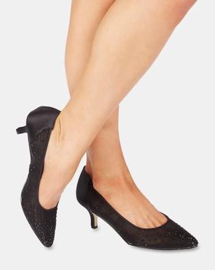 Alan Pinkus - Spritz Sandals (BLACK)
