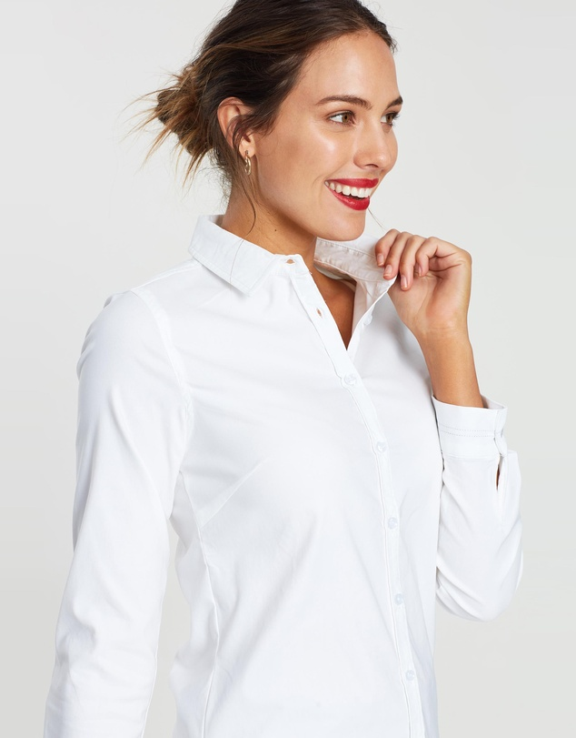 Forcast - Elsie Collared Shirt