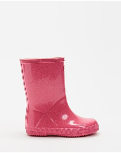 Hunter - First Classic Wellington Boots - Kids