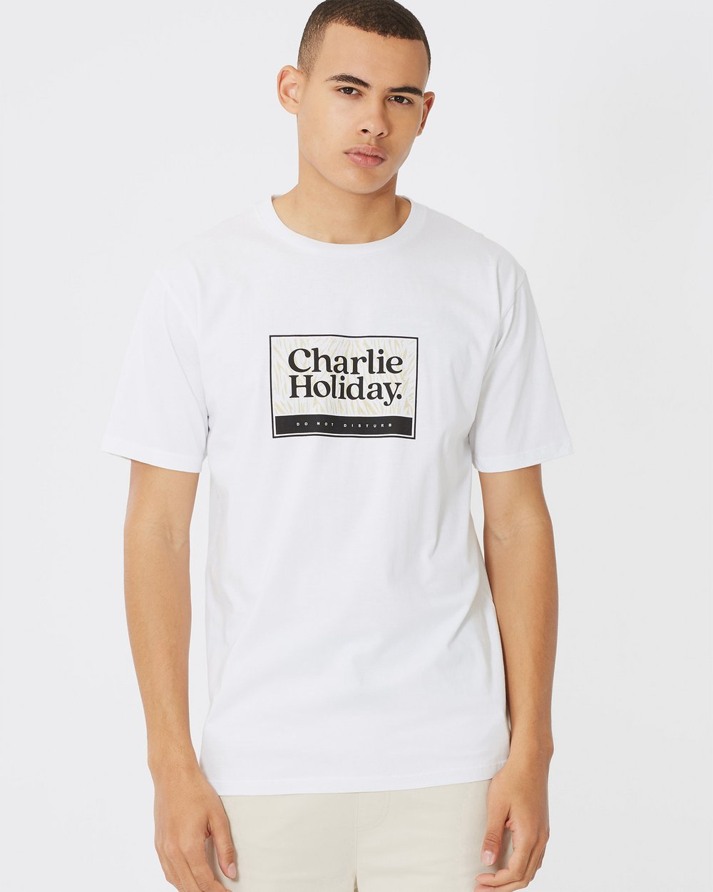 8e7529321121 Print Graphic Tee by Charlie Holiday Online | THE ICONIC | Australia