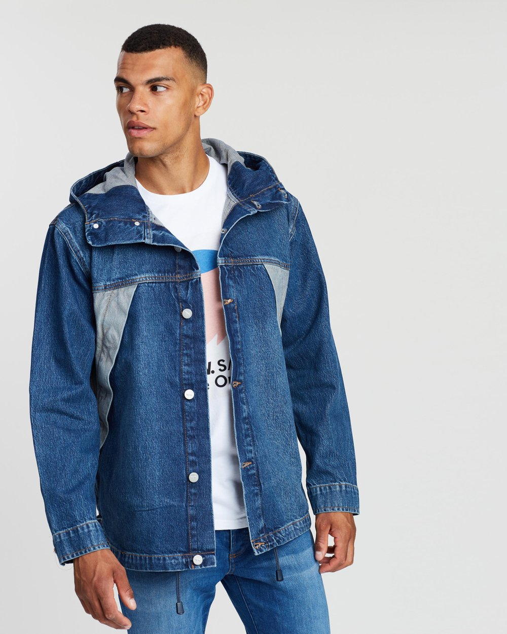 d427975c76f Diego Jacket by Wood Wood Online   THE ICONIC   Australia