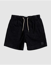 Quiksilver - Boys 8-16 Wax Out 14