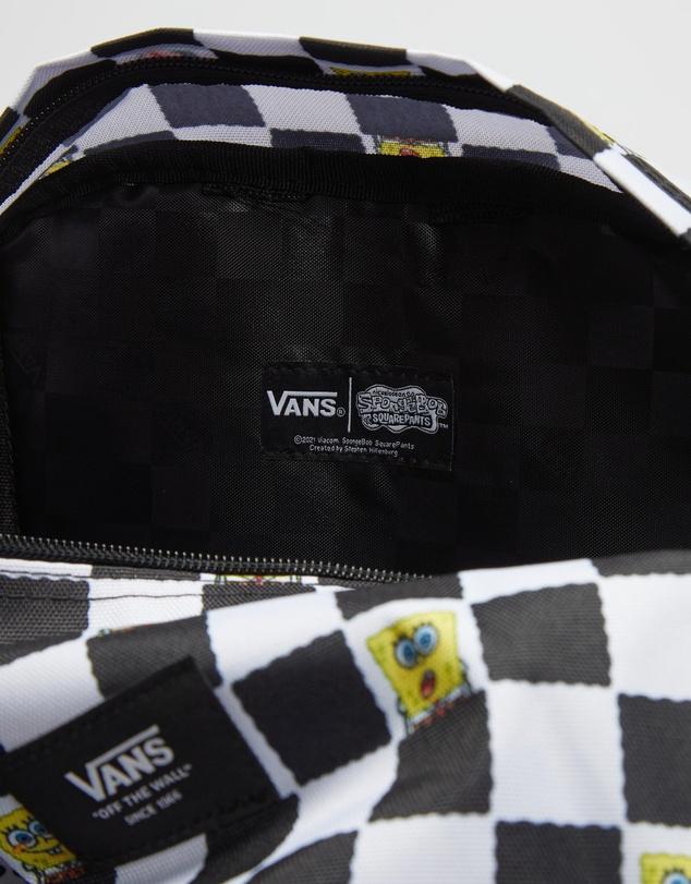 Women Old School Spongebob Printed Backpack