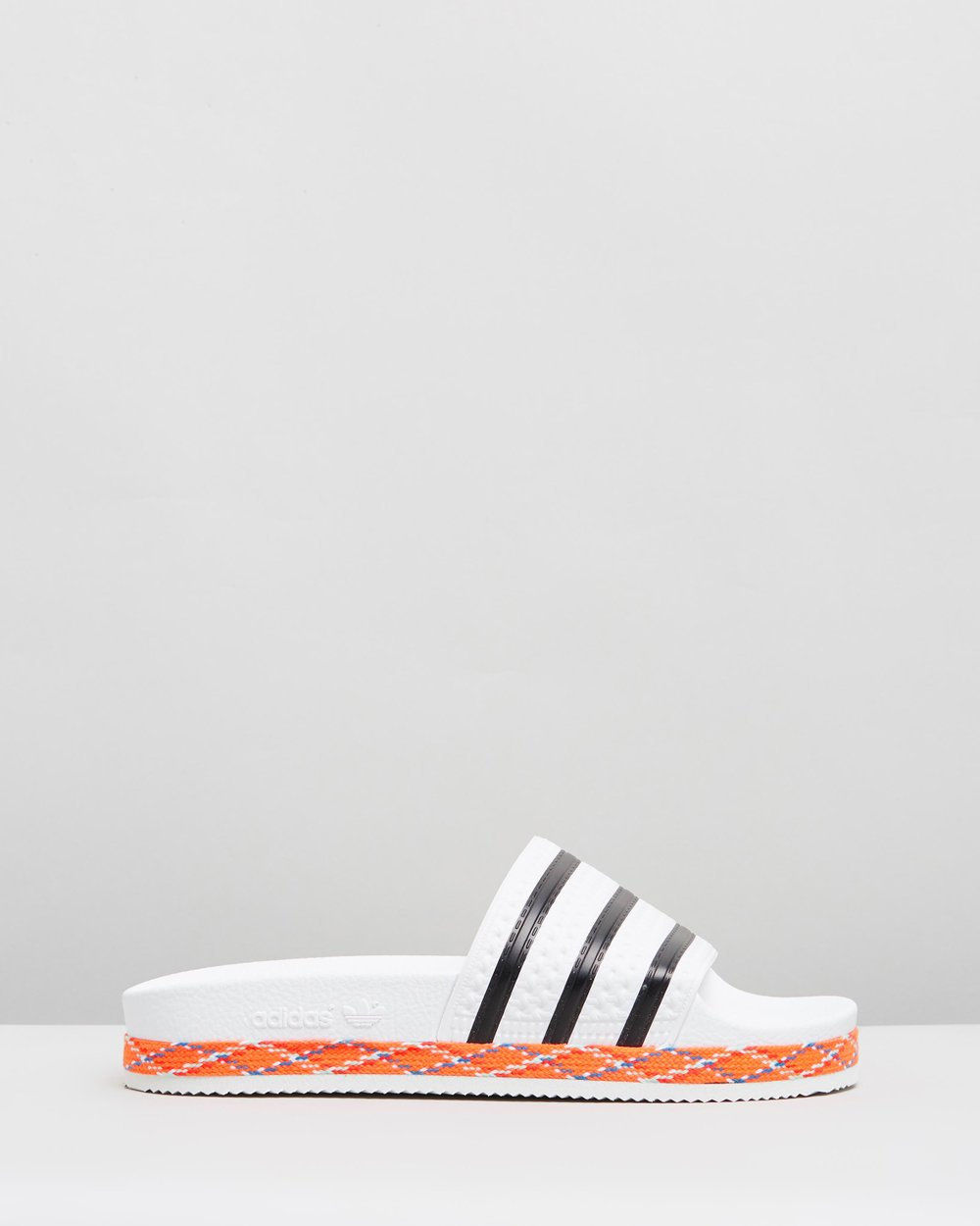 buy popular da92d d436c Adilette New Bold Sandals - Womens by adidas Originals Online  THE ICONIC   Australia
