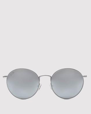 Kapten & Son London - Sunglasses (Silver)