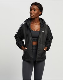 adidas Performance - Essential Insulated Hooded Jacket