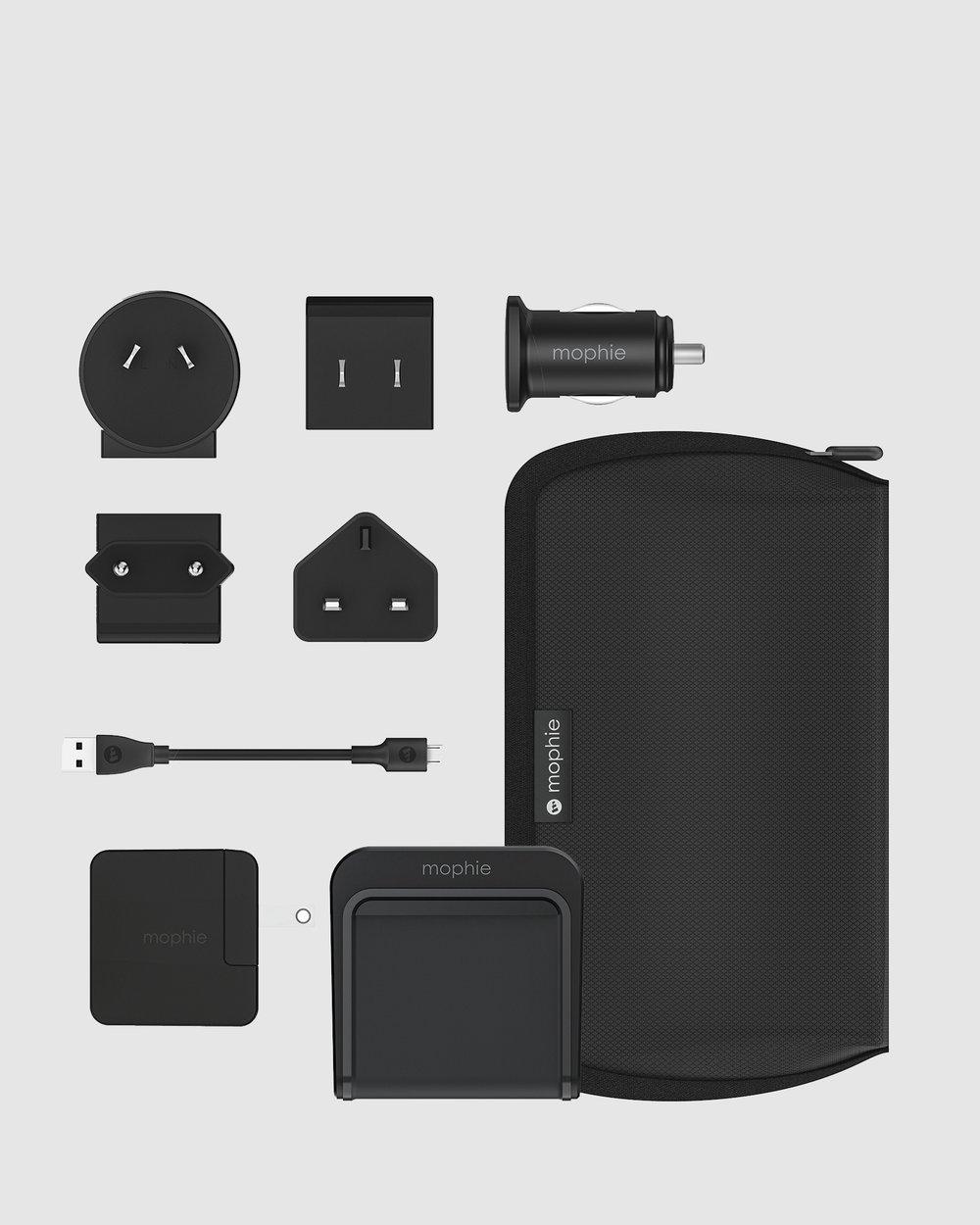 wholesale dealer ba837 75dbf Charge Stream Global Travel Kit