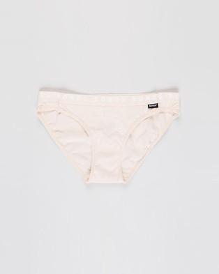 Bonds Kids - Hipster Bikini 3 Pack Teens Underwear & Socks (White, Tea Party New Grey Marle) 3-Pack Kids-Teens