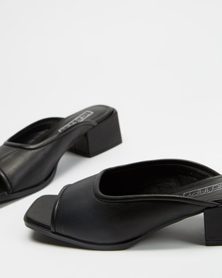 Therapy Octavia - Mid-low heels (Black)