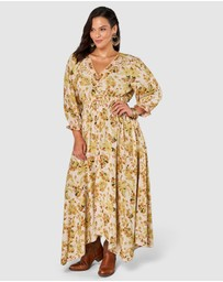 The Poetic Gypsy - Gypsy Child Maxi Dress