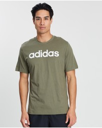 adidas Performance - Essentials Linear T-Shirt