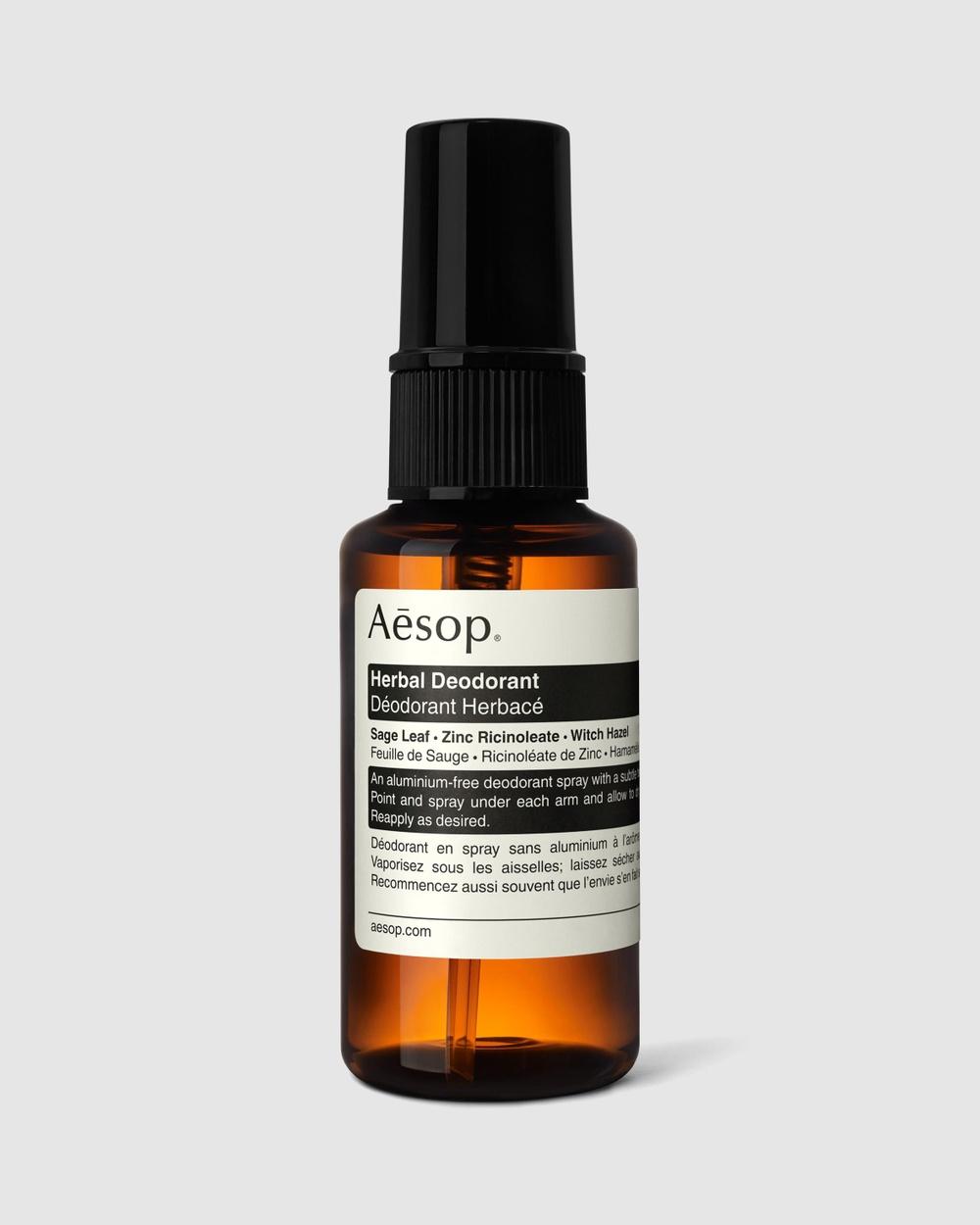 Aesop Herbal Deodorant 50mL Beauty N/A