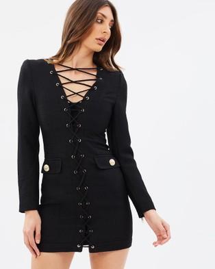 SABAYA – Azalea Dress Black
