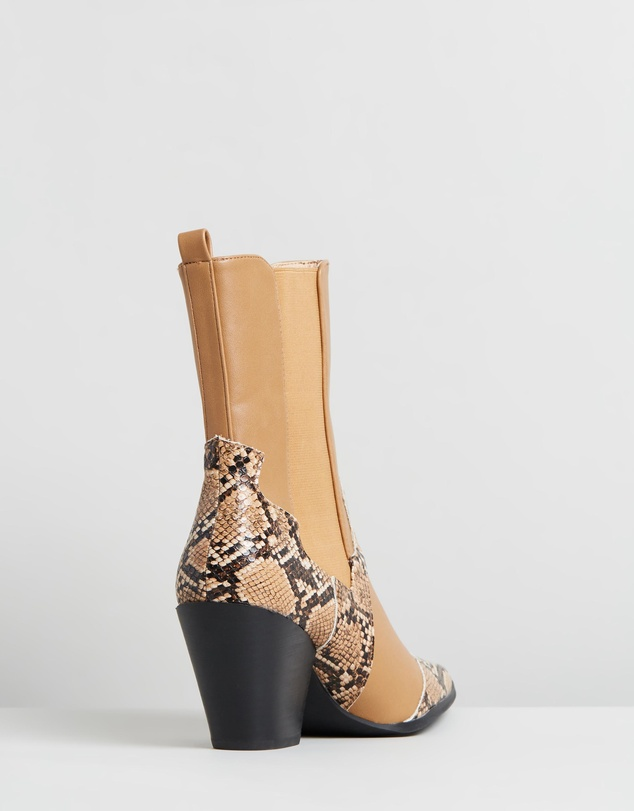 Dazie - Sapphire Ankle Boots