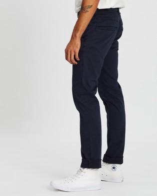 Nudie Jeans Slim Adam Chinos - Pants (Midnight)