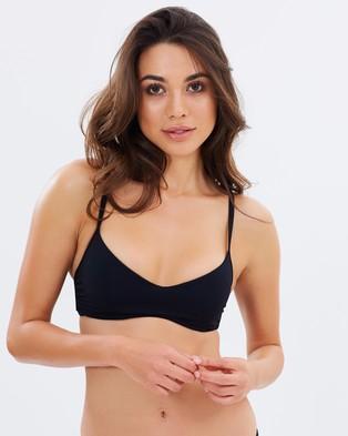 JETS – Gidget Top – Bikini Tops (Black)