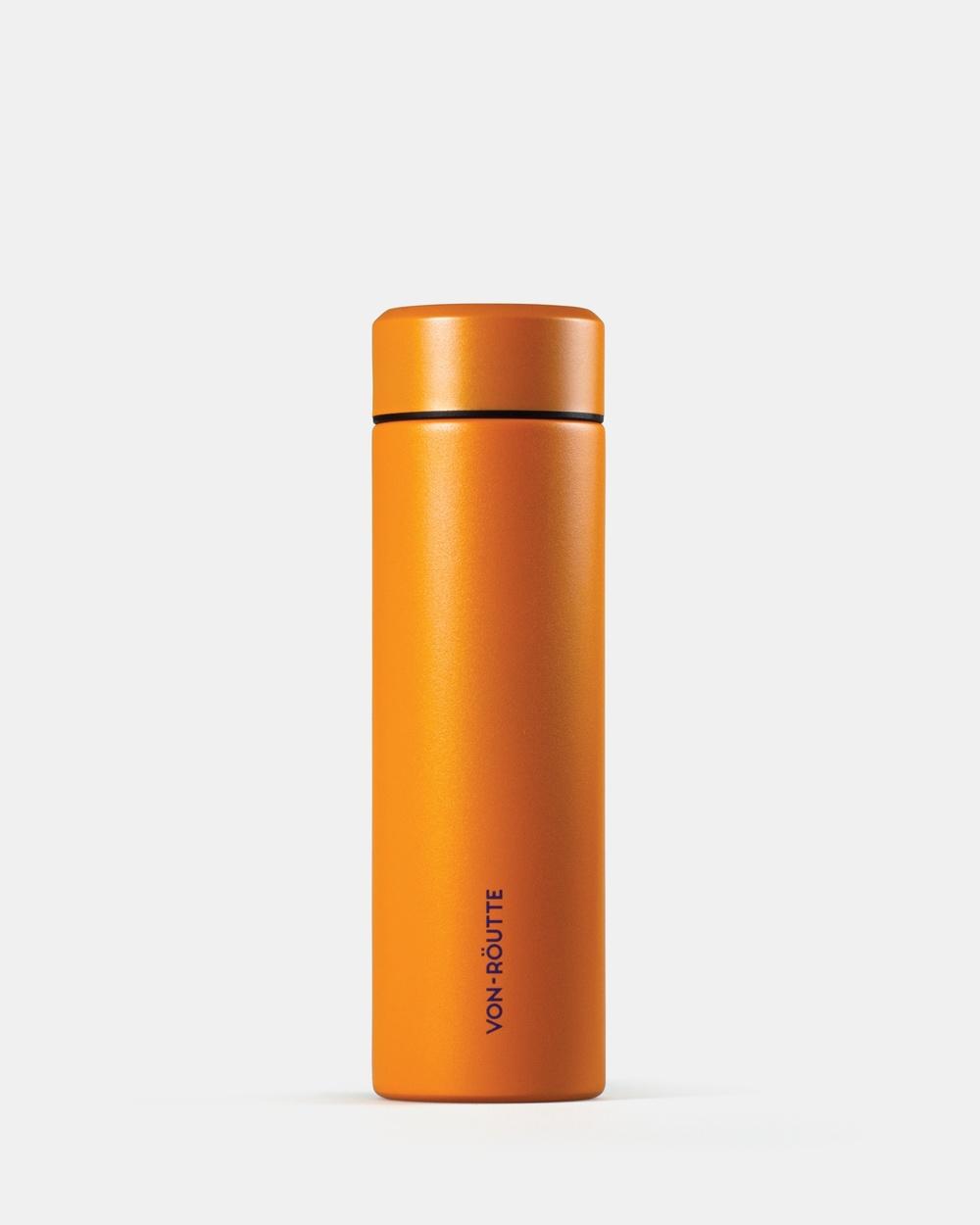 Von-Röutte VR Water Bottle Running Orange
