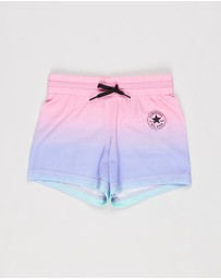 Converse - Super Soft Ombre Shorts - Kids