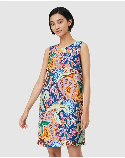Gorman - Paradiso Shift Dress