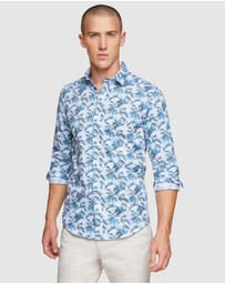 Oxford - Kenton Printed Luxury Shirt